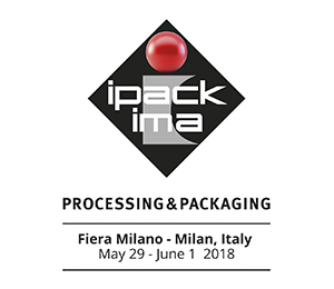 ITALVIBRAS at IPACK-IMA 2018, 29 May – 1 June Fiera Milano