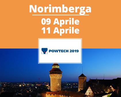 POWTECH 2019: Italvibras a Norimberga per rafforzare la presenza sul mercato tedesco