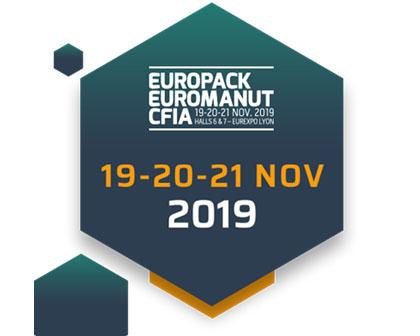 ITALVIBRAS France au EUROPACK EUROMANUT CFIA du 19 au 21 Novembre